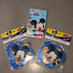 NWT Disney Mickey